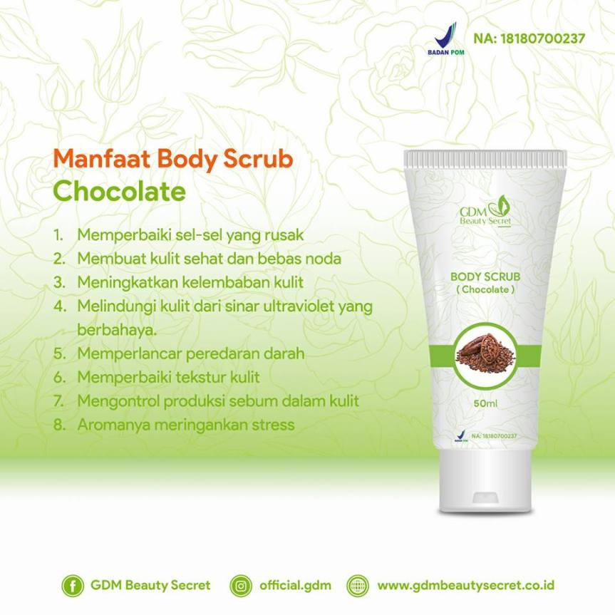 Manfaat body scrub